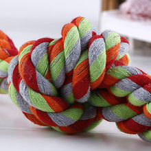 Pet toys for Dog Colorful Pet Toy Chew Colorful Online Pet Shops Soft Rope Dog Cotton Toys for dogs