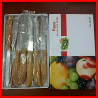 Cutlery Services Stainless Steel Greban Knives