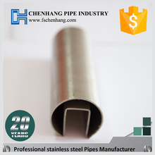Hairline Surface 316 Railing Stainless Steel Tube Product Price Per Ton