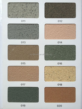 Sanxing Color natural weather resistance paint for exterior wall
