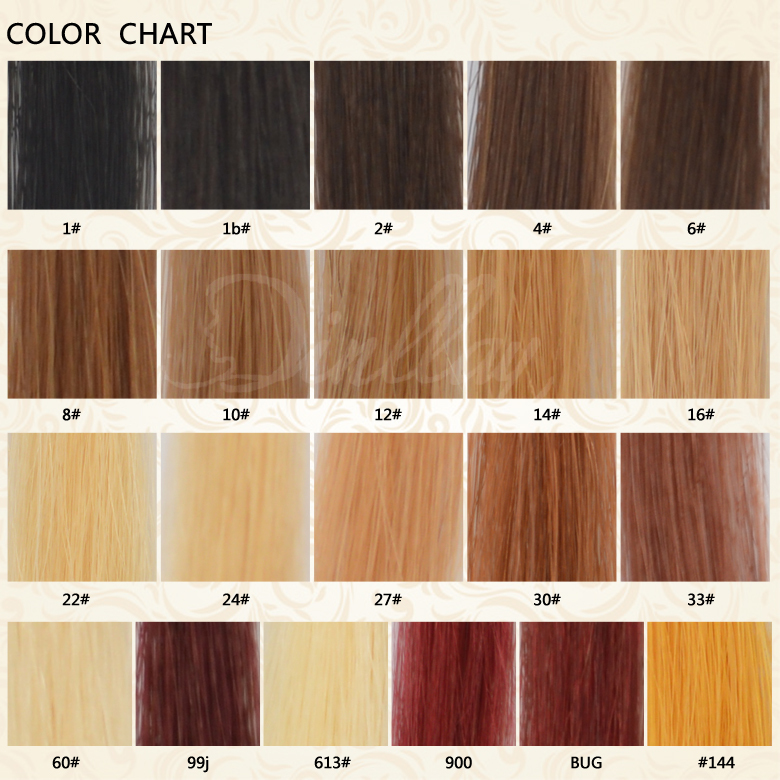 Two Tone Color Nano Ring Hair Extensions Remy Brazilian Hair Buy
