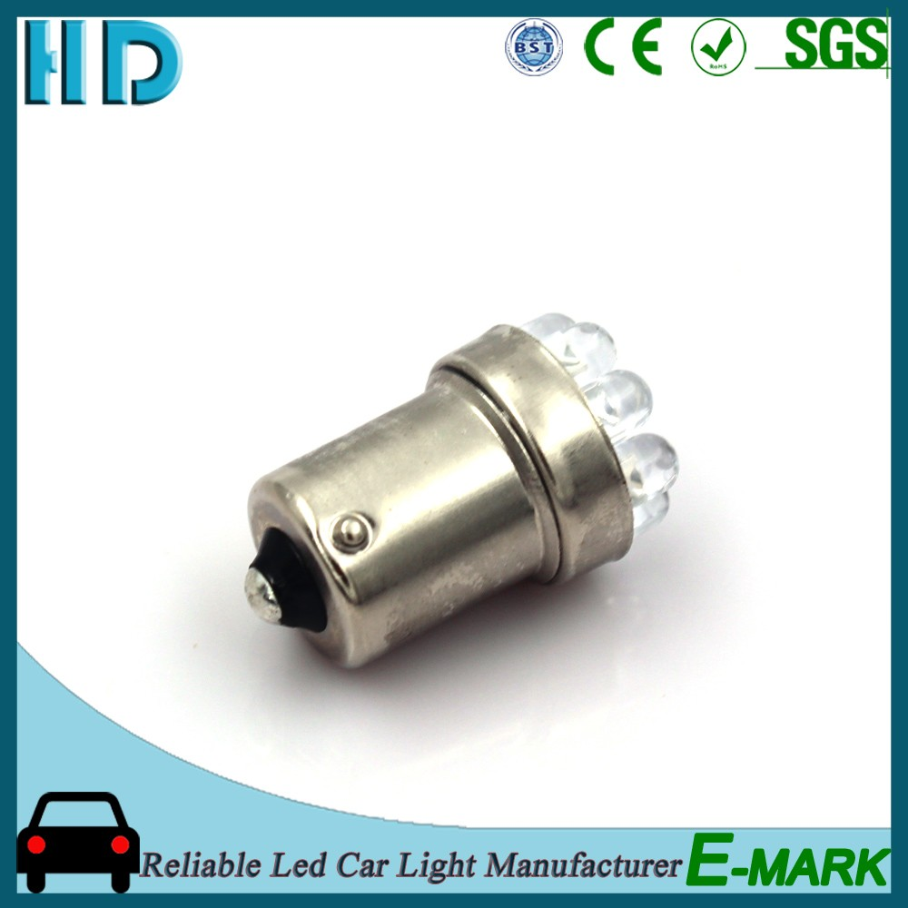 2016 Hot selling good quality G18.5-BA15S-1W-W-12V for Universal cars on USA market