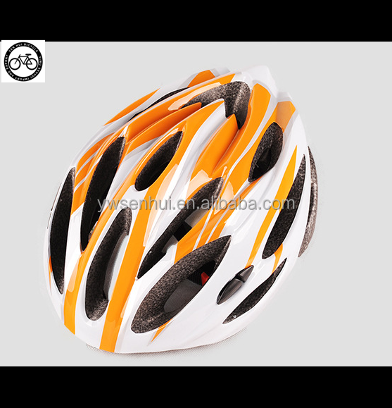 2015 new color 5 ride bicycle a integrated helmet