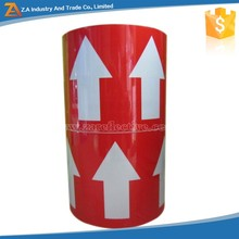 $14.5 Per Roll- 2016 3M Road safety clear custom printed reflective tape /Safety Reflective Directional Tape