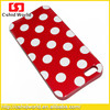 Factory supply polka dot hard case for iphone5