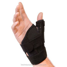 Hot Selling Reversible Thumb 5.5'' - 10.5'' Wrist Brace Stabilizer, Black, Measure Around Wrist Support