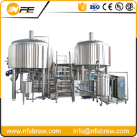 20bbl Turnkey Brewing System Brewery Equipment