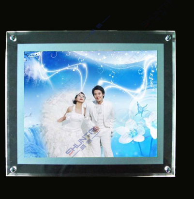 High Quality crystal Light Box For <strong>Advertising</strong> factory price