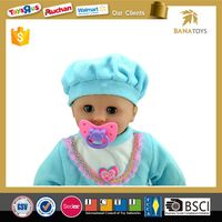 Plastic Material and Fashion Doll,Cartoon Figure Type New Born Baby Doll