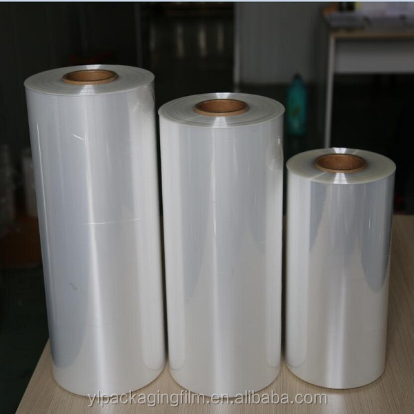 Polyolefin Tubular Shrink Wrap Film