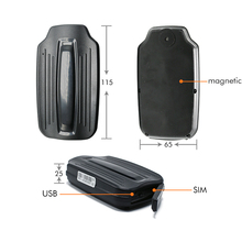 powerful magnetic vehicle gsm gps tracker for e-bike,car ,truck,boat NT19B/19S