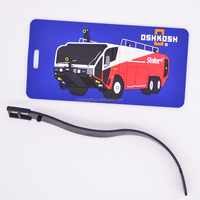 custom id smart tag straps luggage belt with name tag