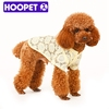 HOOPET ice cream light color fancy sexy pet dog clothes