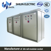 custom 3 phase power distribution box