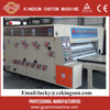 carton box making machine prices / carton box flexo printer slotter