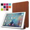 OEM custom ultra thin foilo leather sleep and awake smart case for iPad pro 9.7 inch pu cover slim pc case
