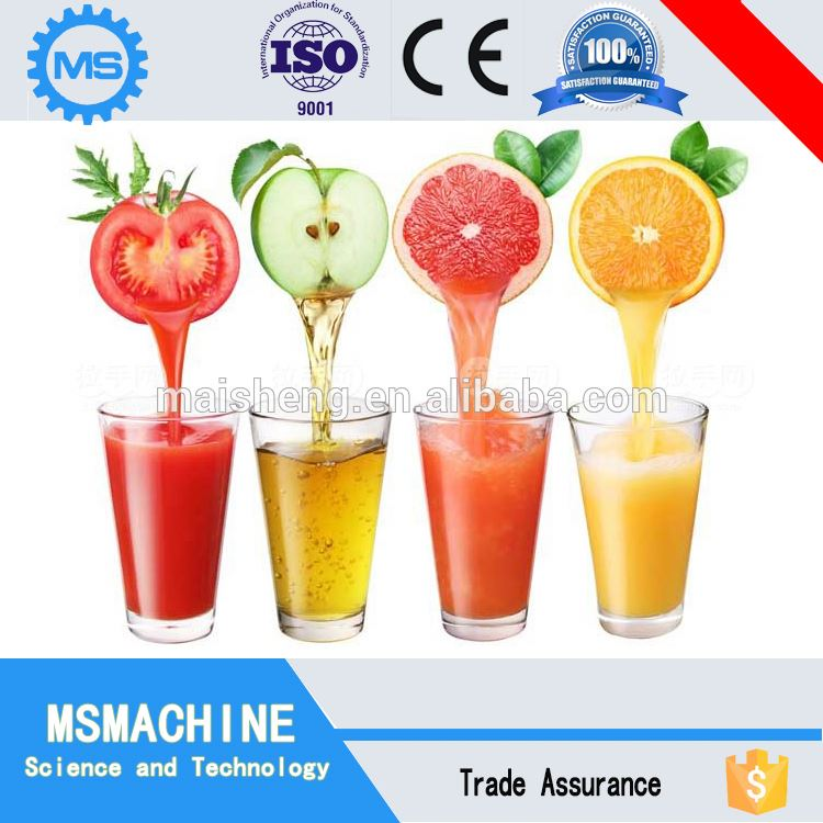Factory low price used juice making machine