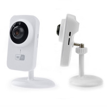 WIFI Security Camera 1.0MP Wireless CCTV Camera Home Security Alarm System Night Vision P2P Dropship