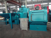 high efficiency,good quality crawler belt shot blasting machine for sale