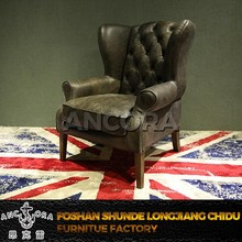 High End European style antique arm chair K692