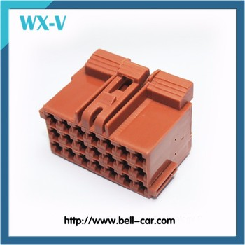 (1-967625-1) TE/TYCO/AMP Equivalent 21 Way Pin Automobile Wire Electrical Connector Plug In Stock