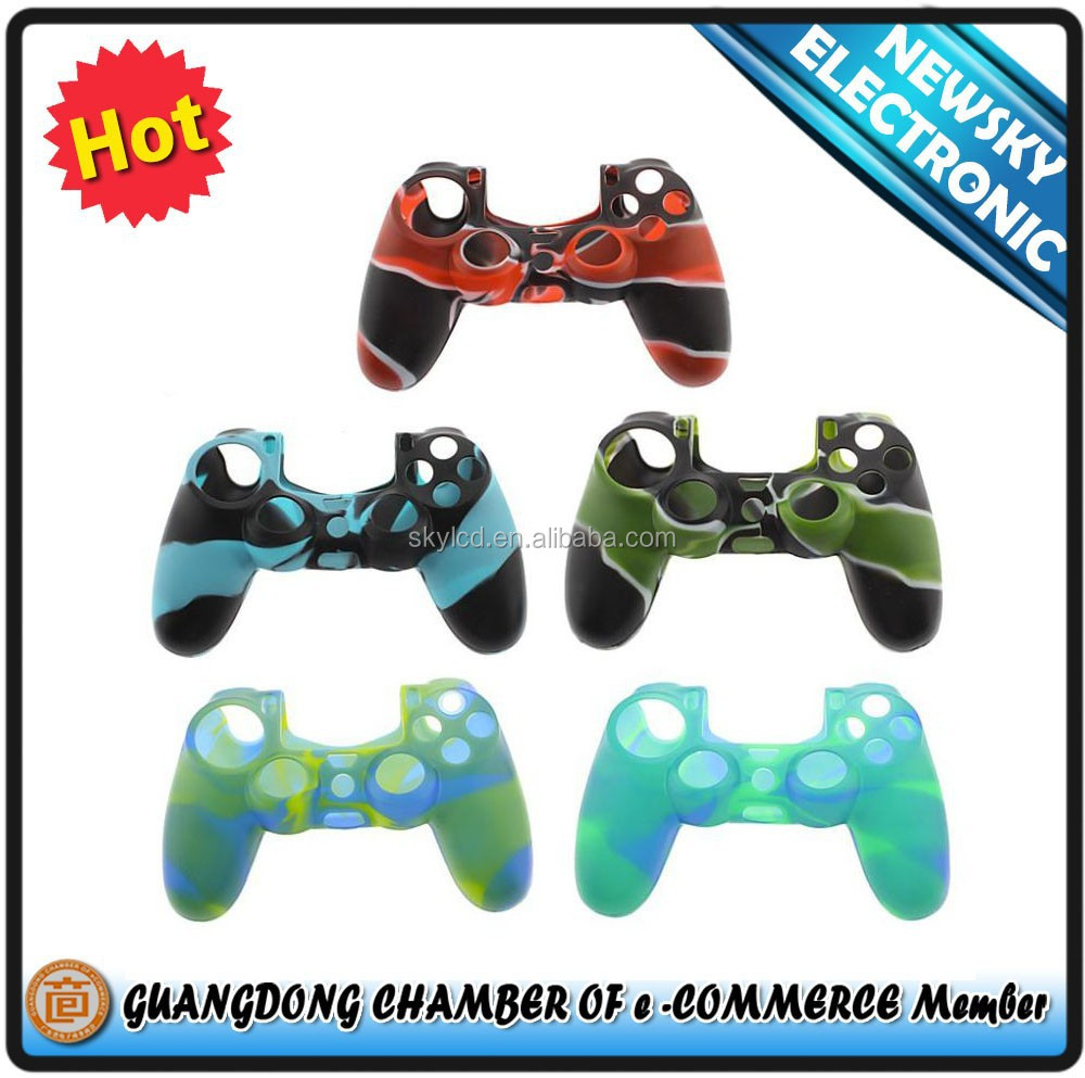 Cheap low price silicone for ps4 controller case