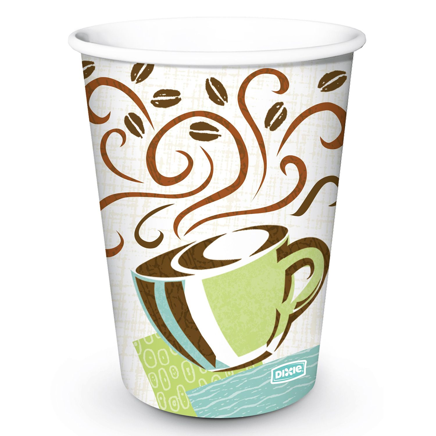 Dixie PerfecTouch Insulated Paper Cups 12 oz.(160 ct)