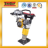 SR80-2 Post Rammer With Engine EH12-2D