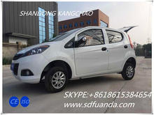 4 passenger electric car with CE Made in China