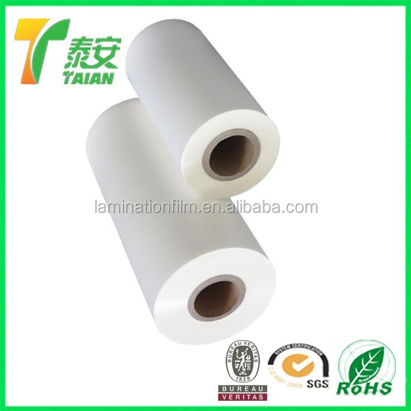 Moisture Proof Feature and Transparent Transparency bopp cpp laminate plastic film