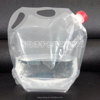 Plastic bag,Stand up clear plastic bags,food grade poly bag