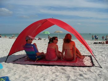 SKIN COM Solar tent EASY for TWO