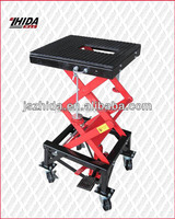 300LB mini motorcycle lift for workshop/lift table