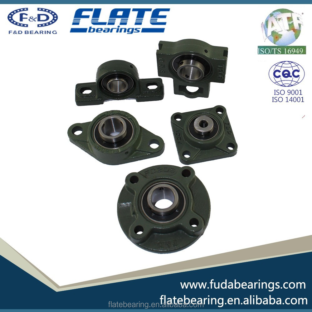 Made in zhejiang cixi supplier high quality best sale adjustable pillow block bearings in pillow block bearing
