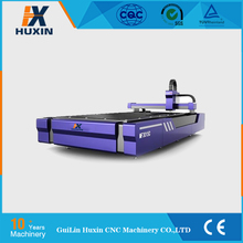 Fast cnc fibre laser cutting machine