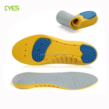 China manufacture Custom Printed cool gel pad Printed Sports Insole