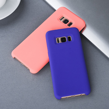 Hotselling liquid silicone in youthful pithy pure colors with custom design of alibaba china phone case for samsung galaxy S8