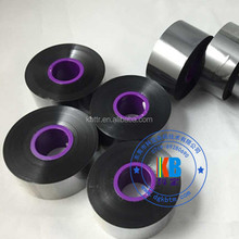 Compatible feature TTO black resin wax 33mm*450m Videojet markem Domino printer ribbon