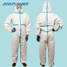 CE/ISO Certification Protective Disposable Microporous Coverall