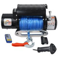 Malagambe MGD-12000 Lbs / 5443 Kg Off-Road Vehicle Winch