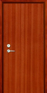 professional fire protection wood glass door design