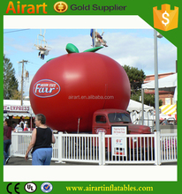 Giant inflatable tomatoes/ Custom inflatable tomatoes/ Inflatable fruits and vegetables cartoon costume