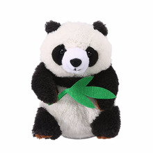 China Factory Giant Minion Panda Plush Toy For Birthday Gift