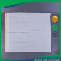 Excellent Quality Barrier Biohazard Garbage Bags Brown Plastic Bag