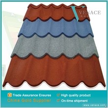 Wholesale construction materials step tile roofing sheet