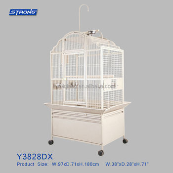 Y3828DX Parrot Cage