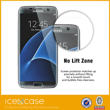Ultra Thin HD Tempered Glass Protective Screen Cover for Samsung Galaxy S7 edge