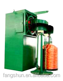 Lt11 450automatic electrical motor rewinding machine view for Electric motor rewind prices
