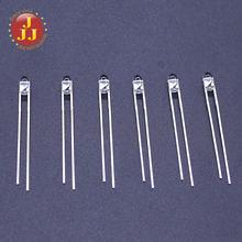 High quality light emitting diode 3mm yellow color diffused dip led