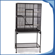 Fence Bird Cage,Wicker Bird Cage, Elegant Appearance Bird Cage